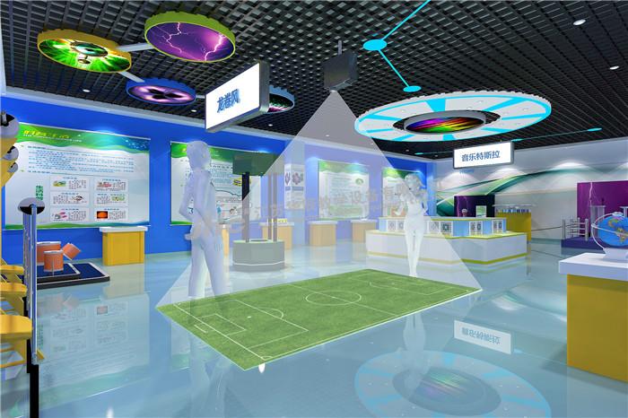 设计小型科技馆的功能与特点及建设的意义