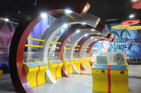 剖析国内科技馆的展览与展项设计