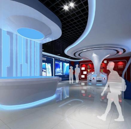 小空间展厅设计