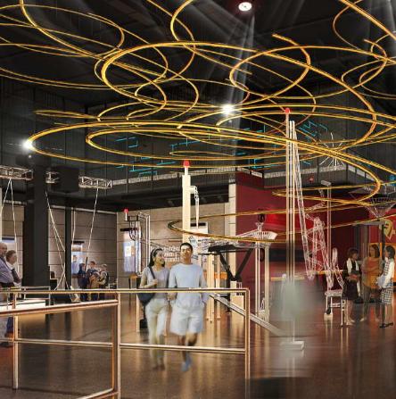 科技馆展厅设计发展的趋势-江苏华辰教学设备有限公司
