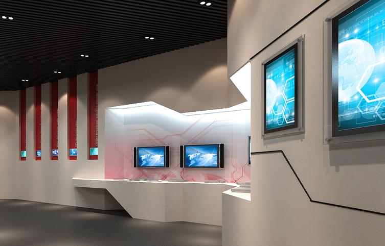 企业展厅文化设计的原则有哪些?