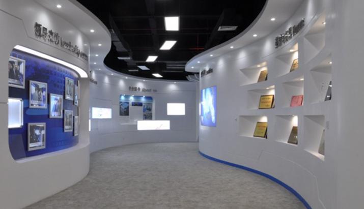 企业展厅如何设计?