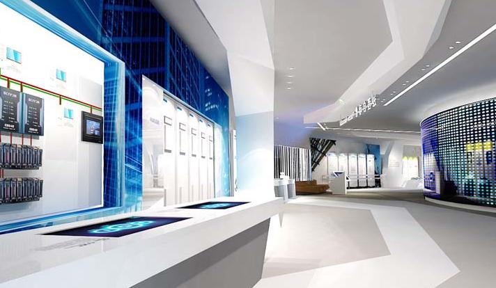风格企业v风格主题展厅建筑?胶州市确定设计院有限公司图片