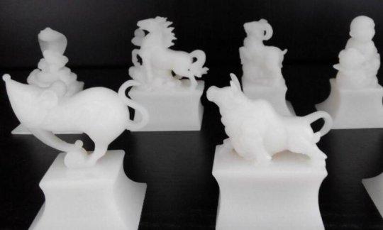 怎么给3D打印模型上色?