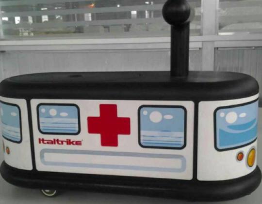 幼儿医用玩具车
