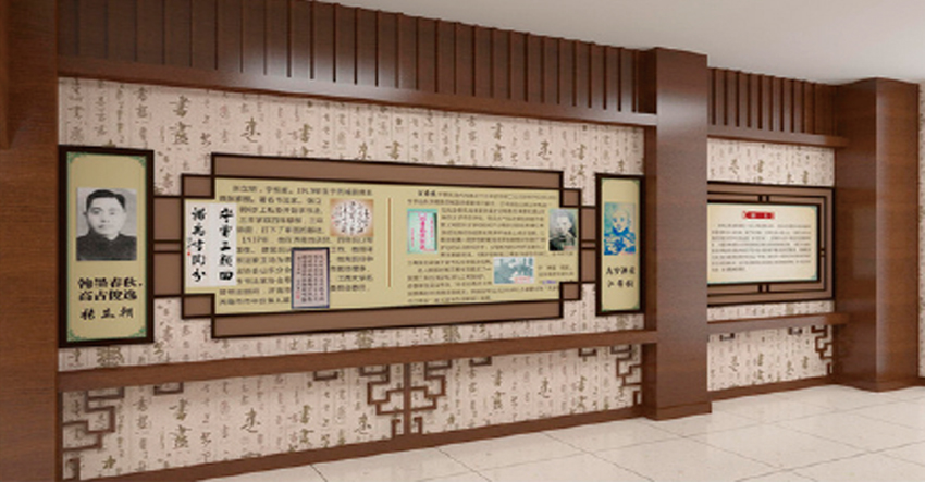 校园文化墙设计案例展示 专业的校园文化设计专家